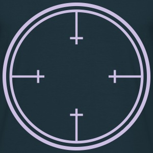 crosshair T-Shirts - Men's T-Shirt