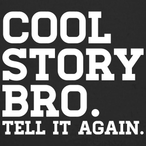 COOL STORY BRO TELL IT AGAIN! Pullover & Hoodies - Baby Bio-Langarm-Body
