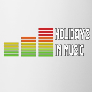 Holidays in music Flaskor & muggar - Mugg