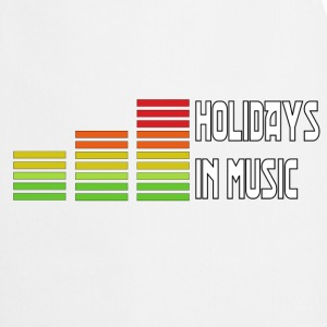 Holidays in music Tabliers - Tablier de cuisine