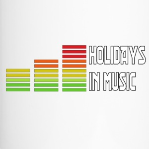 Holidays in music Flessen & bekers - Thermo mok