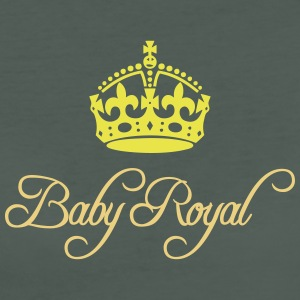 Baby Royal T-Shirts - Frauen Bio-T-Shirt
