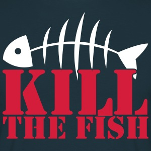 kill the fish Tee shirts - T-shirt Homme