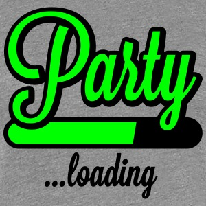 Party loading T-Shirts - Women's Premium T-Shirt