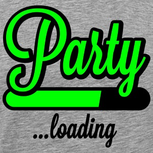 Party loading Tee shirts - T-shirt Premium Homme