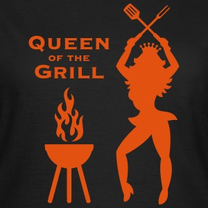 Queen Of The Grill (Barbecue) T-Shirts - Women's T-Shirt