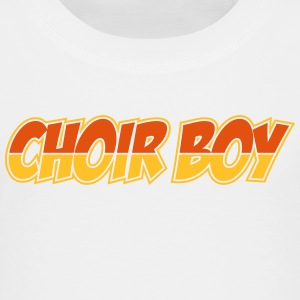 Schriftzüge mit Style: CHOIR BOY Shirts - Teenage Premium T-Shirt