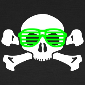 Geek skull glasses women t shirt - Women's T-Shirt