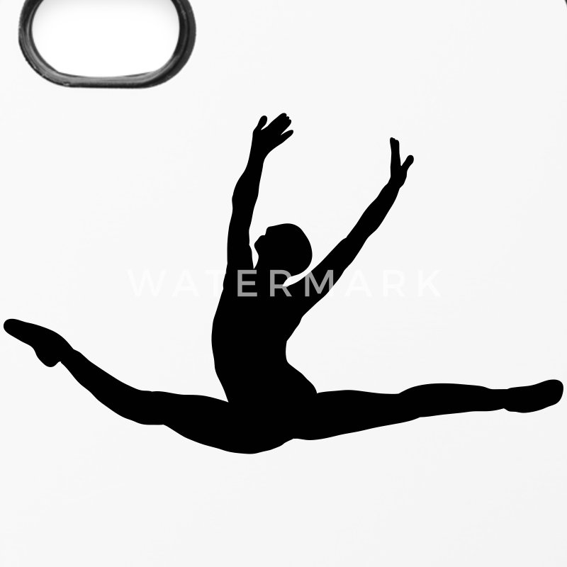 Ballett Handy & Tablet Hüllen - iPhone 4/4s Hard Case