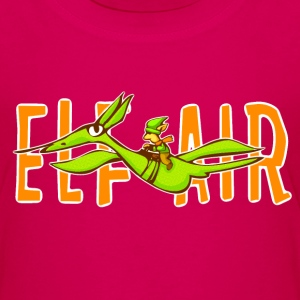 elf air T-Shirts - Kinder Premium T-Shirt