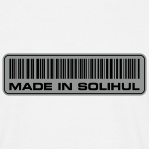 made-in-solihul - Men's T-Shirt