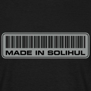 made-in-solihul offroad - Men's T-Shirt