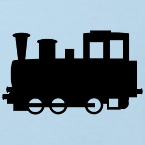 Locomotive à vapeur - Locomotive Tee shirts - T-shirt Bio Enfant