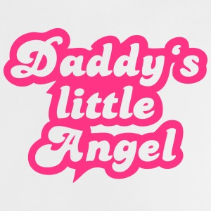 Daddy's little angel T-shirts - Baby-T-shirt