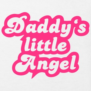 Daddy's little angel Shirts - Kids' Organic T-shirt