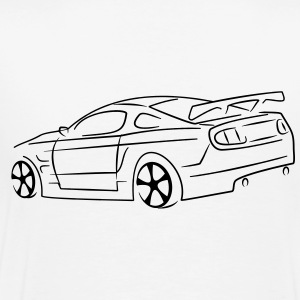 Muscle Car Tuning - Männer Premium T-Shirt