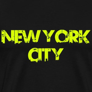 New York City Tee shirts - T-shirt Premium Homme