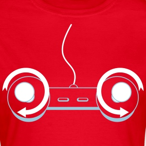 Brustcontroller Shirt - Frauen T-Shirt