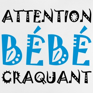 Attention BEBE craquant ! Tee shirts - T-shirt Bébé