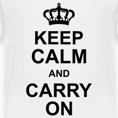 keep_calm_and_carry_on_g1 Shirts