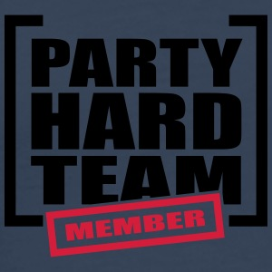 Party Hard Team Member T-Shirts - Men's Premium T-Shirt