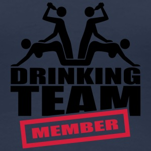 Drinking Party Team Member T-Shirts - Frauen Premium T-Shirt
