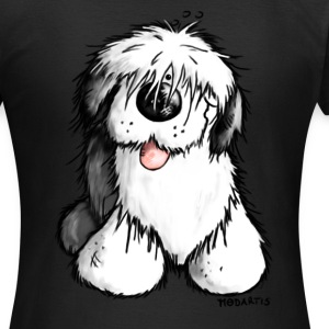 Bobtail Chien- Old English Sheepdog Tee shirts - T-shirt Femme