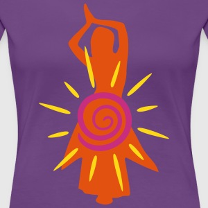 Belly Dance / Bellydance - Frauen Premium T-Shirt