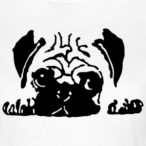 mops T-Shirts - Frauen T-Shirt