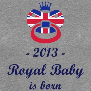 UK baby prince (3c) T-Shirts - Frauen Premium T-Shirt