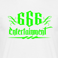 Motiv ~ 666 Entertainment Logo 1 Giftgrün