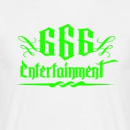 Motiv ~ 666 Entertainment Logo 1 Giftgrün