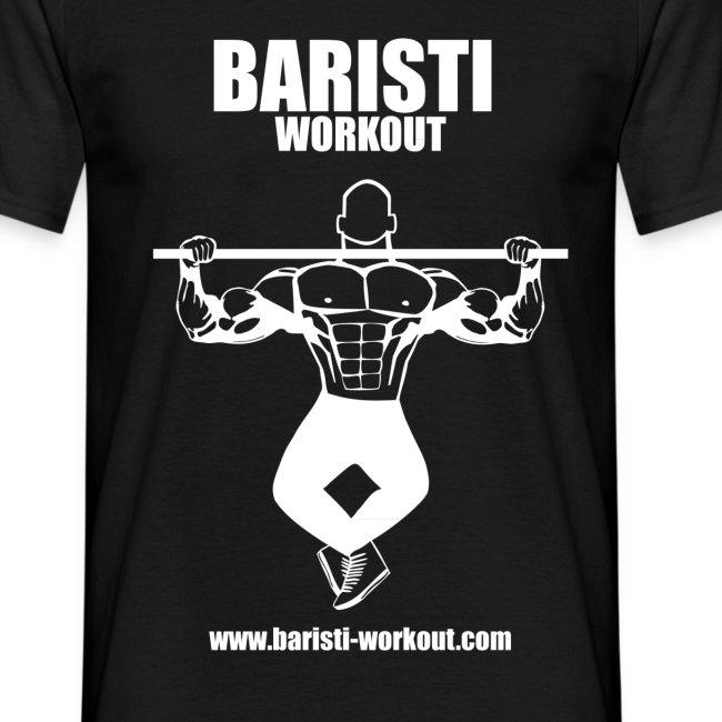 Baristi Shirt schwarz