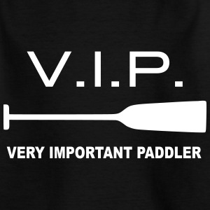 VIP Very Important Paddler Drachenboot Kanu 1c T-Shirts - Teenager T-Shirt
