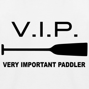 VIP Very Important Paddler Drachenboot Kanu 1c T-Shirts - Kinder Baseball T-Shirt