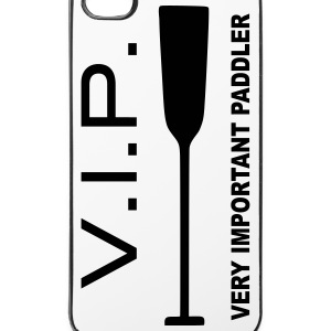 VIP Very Important Paddler Drachenboot Kanu 1c Handy & Tablet Hüllen - iPhone 4/4s Hard Case