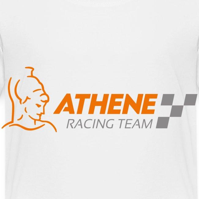 Kinder Shirt Logo front