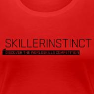 Design ~ Skillerinstict Women's T-Shirt
