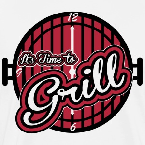 It's time to Grill T-Shirts - Men's Premium T-Shirt