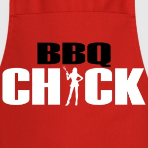 BBQ Chick  Aprons - Cooking Apron