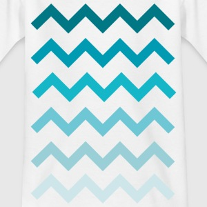 Wellen Water Waves  T-Shirts - Teenager T-Shirt