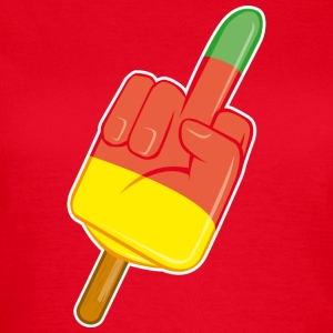stinkefinger T-Shirts - Frauen T-Shirt
