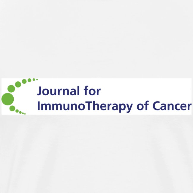 Journal for ImmunoTherapy of Cancer Men's t-shirt