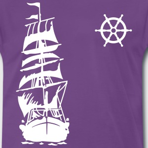 Ship T-Shirts - Men's Premium T-Shirt