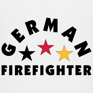 firefighter T-Shirt - Teenager Premium T-Shirt