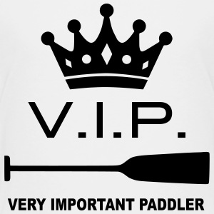 VIP Very Important Paddler Drachenboot Kanu 1c T-Shirts - Teenager Premium T-Shirt