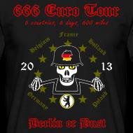 Design ~ Euro Tour 2013 T-Shirt
