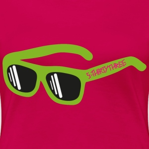 S33 Sunglasses T-Shirts - Frauen Premium T-Shirt