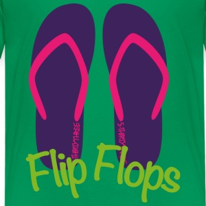 S33 flipflops T-Shirts - Teenager Premium T-Shirt