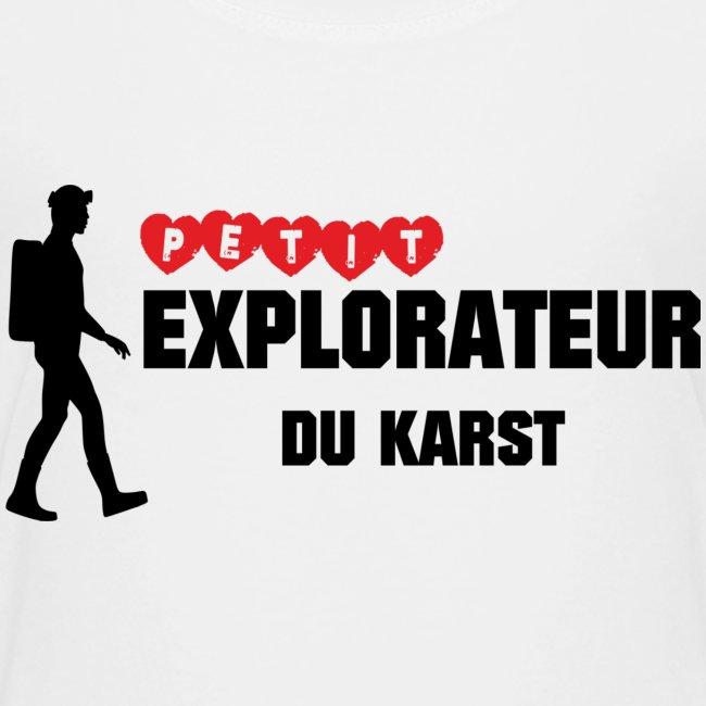 Petit explorateur